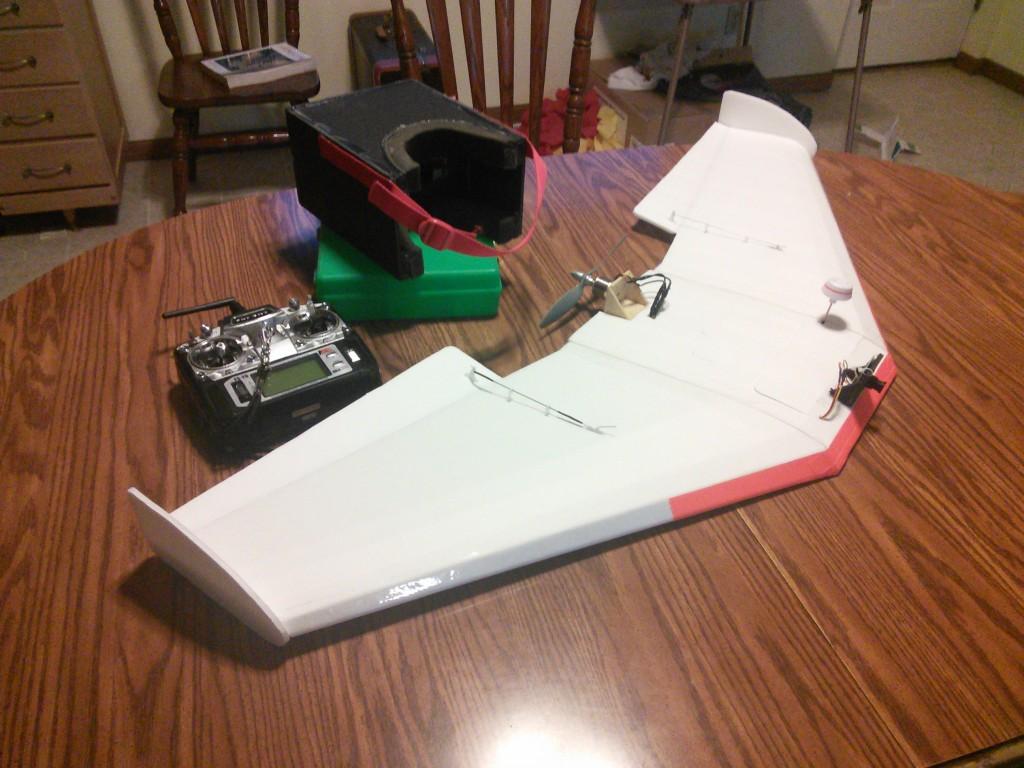 FPV Plane & System