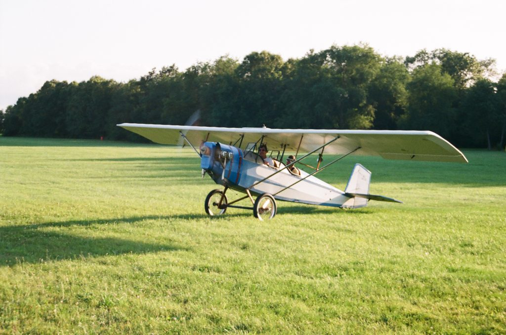 how to build a biplane